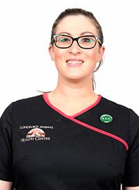 Irene McKiernan Registered Veterinary Nurse